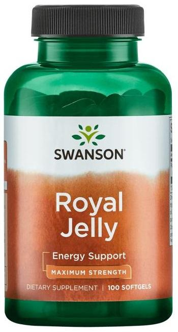 Swanson Royal Jelly - 100 softgels