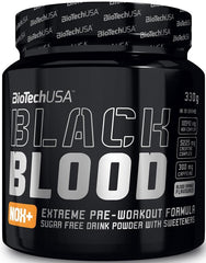 BioTechUSA Black Blood NOX+, Blood Orange - 330 grams