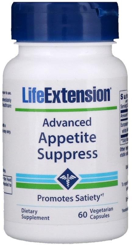 Life Extension Advanced Appetite Suppress - 60 vcaps