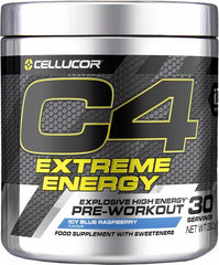 Cellucor C4 Extreme Energy, Fruit Punch - 300 grams