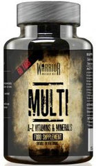 Warrior Multi Vitamin - 60 tablets