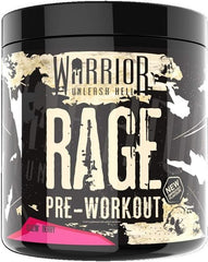Warrior Rage, Blazin Blue Berry - 392 grams