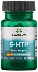 Swanson 5-HTP, 100mg Extra Strength - 60 caps