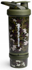 SmartShake Revive Series Shaker, Camo Green - 750 ml.