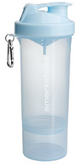 SmartShake Slim, Light Blue - 500 ml.