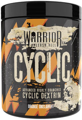 Warrior Cyclic, Orange Onslaught - 400 grams
