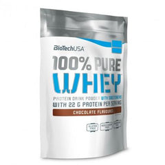 BioTechUSA 100% Pure Whey, Chocolate - 1000 grams