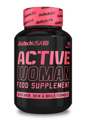 BioTechUSA Active Woman - 60 tablets