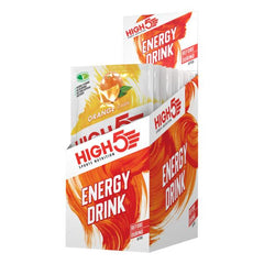 HIGH5 Energy Drink, Orange - 12 x 47g