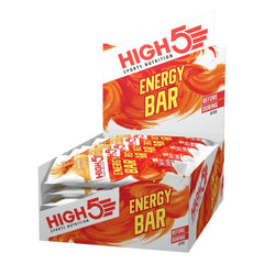HIGH5 Energy Bar, Caramel - 25 x 55g