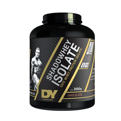 Dorian Yates Shadowhey Isolate, Vanilla - 2000 grams