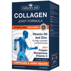 Natures Aid Collagen Joint Formula 60's