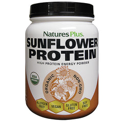 Nature's Plus Sunflower Protein - Organic 555g