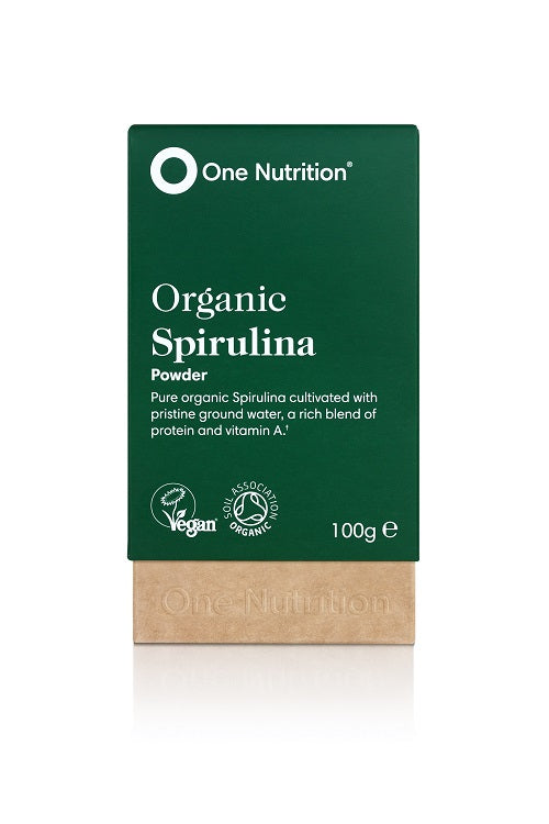 One Nutrition Organic Spirulina 100g