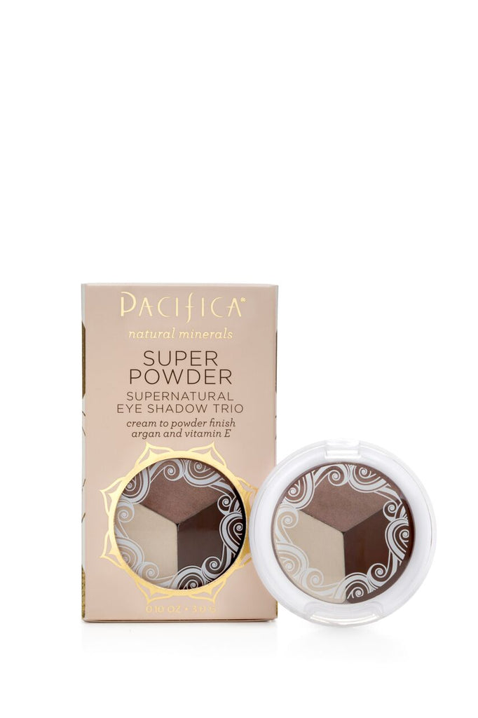 Pacifica Super Powder Trio: Stone, Cold, Fox 3g