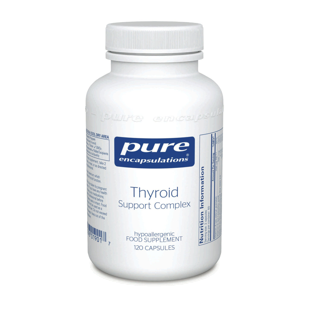 Pure Encapsulations Thyroid Support Complex 120's