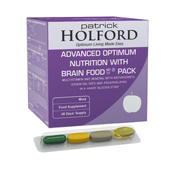 Patrick Holford Advanced Optimum Nutrition with Brain Food 28 days