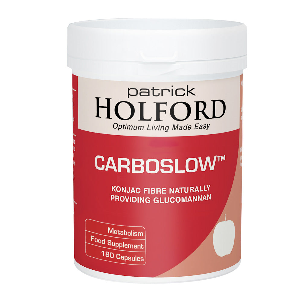 Patrick Holford Carboslow 180 capsules