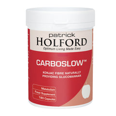 Patrick Holford Carboslow 180's