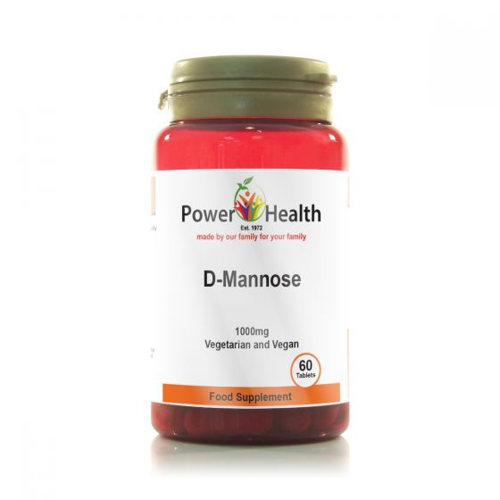 Power Health D-Mannose 60's