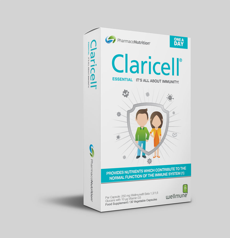PharmacoNutrition Claricell Essential 30's