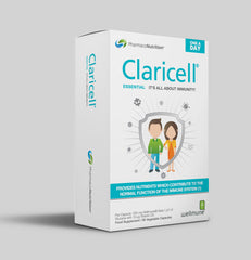 PharmacoNutrition Claricell Essential 90's