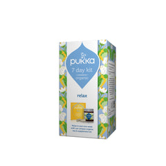 Pukka Herbs 7 Day Kit Relax