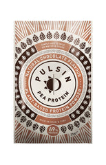 Pulsin Chocolate Pea Protein Powder 25g SINGLE