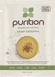 Purition Wholefood Nutrition Hemp Original SINGLE SACHET 40g