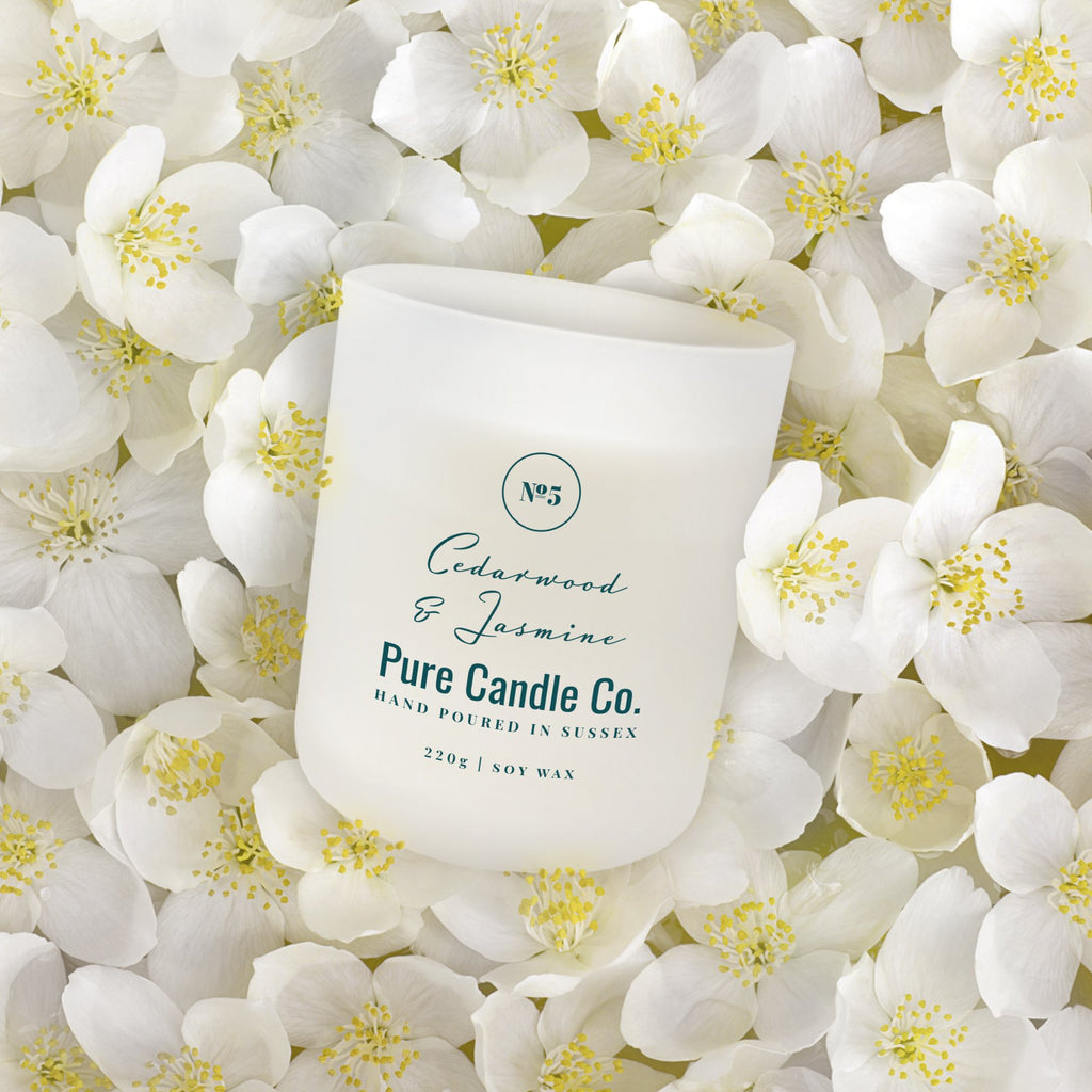 Pure Candle Co. Cedarwood & Jasmine 300ml