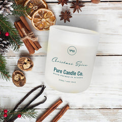 Pure Candle Co. Christmas Spice - Limited Edition