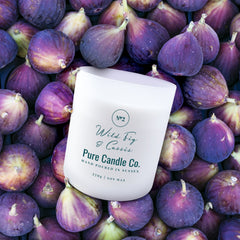 Pure Candle Co. Wild Fig & Cassis 300ml