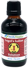 The Really Healthy Company Lugols Iodine 7% 50ml