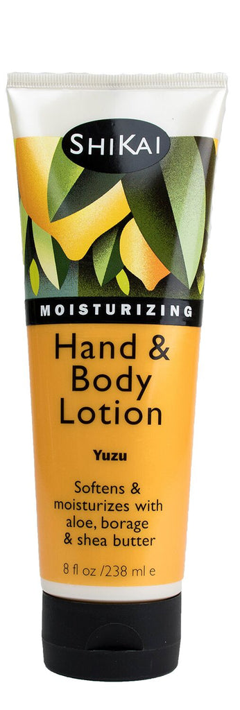 Shikai Hand and Body Lotion - Yuzu 237ml