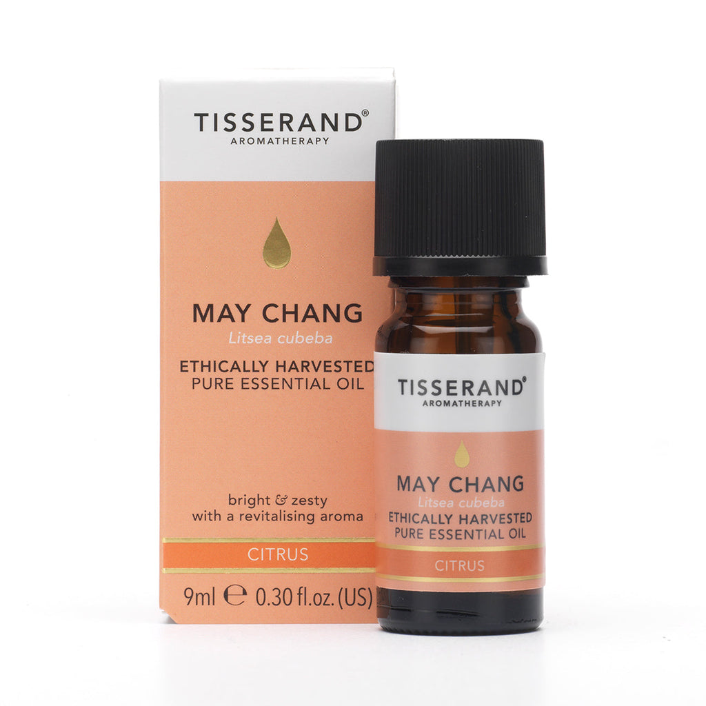 Tisserand May Chang Essential Oil Ethically Harvested 9ml