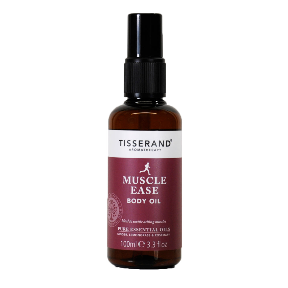 Tisserand Muscle Ease Body Oil 100ml