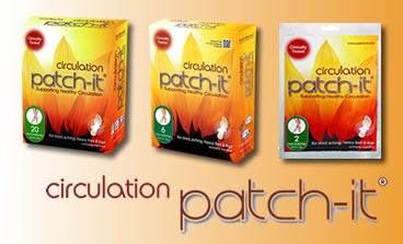 Patch it Circulation Patch-it- 20 Patches