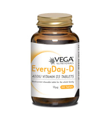 Vega EveryDay-D 400IU Vitamin D3 100's