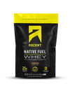 Ascent Native Whey Protien (2lb Bag) - Chocolate