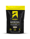 Ascent Native Whey Protien (2lb Bag) - Vanilla Bean