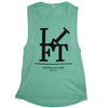 LCA Women's Muscle Tank - Mint