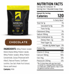 Ascent Native Whey Protein (2lb Bag) - Chocolate