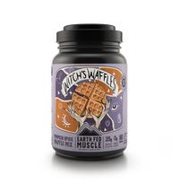 Earth Fed Muscle: Witches Waffle & Pancake Mix