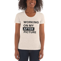 United Mettle - After Pic - Women's Tee