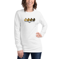 Stronger Together Unisex Long Sleeve Tee