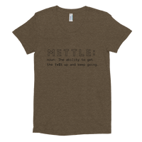 United Mettle - Definition - Women's Tee