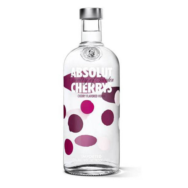 Absolut Cherrys Flavoured Vodka Delivery