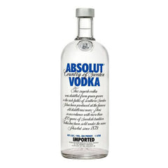 Absolut Vodka - Original | Vodka Delivery | Booze Up