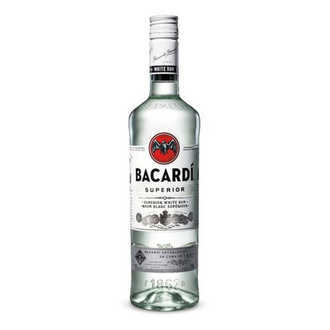Bacardi Superior Rum | Rum Delivery | Booze Up