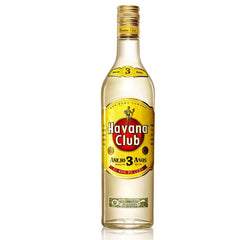 Havana Club 3 Anos Rum | Rum Delivery | Booze Up